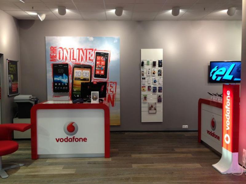 Handyshop Vodafone
